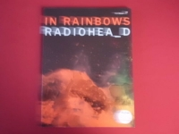 Radiohead - In Rainbows  Songbook Notenbuch Piano Vocal Guitar PVG