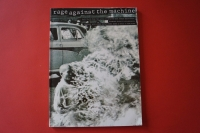 Rage against the Machine - Rage against the Machine Songbook Notenbuch Vocal Guitar