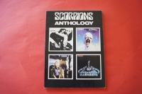 Scorpions - Anthology  Songbook Notenbuch Piano Vocal Guitar PVG