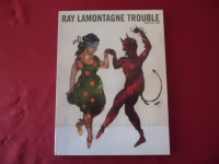 Ray Lamontagne - Trouble  Songbook Notenbuch Piano Vocal Guitar PVG