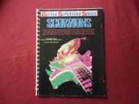Scorpions - Guitar Superstar Series  Songbook Notenbuch Vocal Guitar