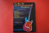 Red Hot Chili Peppers - Best of for Guitar  Songbook Notenbuch Vocal Guitar