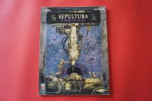 Sepultura - Chaos A.D.  Songbook Notenbuch Vocal Guitar