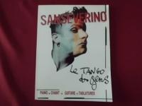 Sanseverino - Le Tango des Gens  Songbook Notenbuch Piano Vocal Guitar PVG