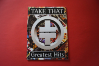 Take That - Greatest Hits  Songbook Notenbuch Piano Vocal Guitar PVG