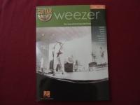 Weezer - Guitar Playalong (mit CD)  Songbook Notenbuch Vocal Guitar