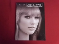 Taylor Swift - Best of  Songbook Notenbuch Piano Vocal Guitar PVG