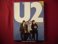 U2 - Best of for Guitar  Songbook Notenbuch Vocal Guitar