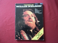 Willie Nelson - The Best of  Songbook Notenbuch Piano Vocal Guitar PVG