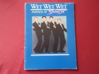 Wet Wet Wet - Popped in Souled out (mit Poster) Songbook Notenbuch Vocal Guitae