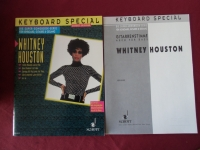 Whitney Houston - Keyboard Special  Songbook Notenbuch Piano Vocal Guitar PVG