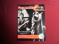 U2 - Play Guitar with (1988-1991, mit CD)  Songbook Notenbuch Vocal Guitar