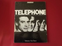 Telephone - Telephone  Songbook Notenbuch Piano Vocal Guitar PVG