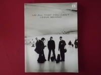 U2 - All that you can´t leave behind  Songbook Notenbuch Vocal Guitar