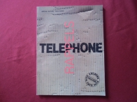 Telephone - Rappels  Songbook Notenbuch Vocal Guitar