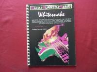 Whitesnake - Guitar Superstar Series Songbook Notenbuch Vocal Guitar