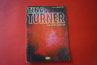 Tina Turner - The Very Best of  Songbook Notenbuch Piano Vocal Guitar PVG