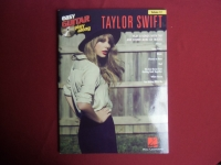 Taylor Swift - Easy Guitar Play Along (mit CD)  Songbook Notenbuch Vocal Easy Guitar