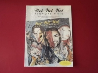 Wet Wet Wet - Picture this  Songbook Notenbuch Piano Vocal Guitar PVG