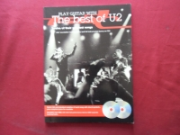 U2 - Play Guitar with (ohne CDs) Songbook Notenbuch Vocal Guitar