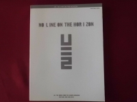U2 - No Line on the Horizon  Songbook Notenbuch Piano Vocal Guitar PVG