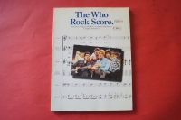 Who - Rock Score  Songbook Notenbuch für Bands (Transcribed Scores)