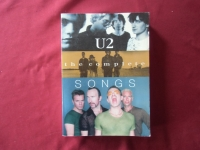U2 - The Complete Songs  Songbook Notenbuch Vocal Guitar