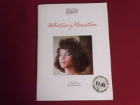 Whitney Houston - 8 Songs  Songbook Notenbuch Piano Vocal Guitar PVG