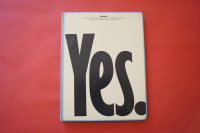 Yes - Yessongs  Songbook Notenbuch Piano Vocal Guitar PVG