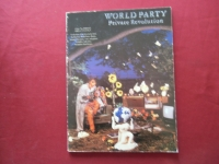 World Party - Private Revolution / Goodbye Jumbo Songbook Notenbuch  Piano Vocal Guitar PVG