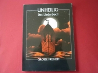 Unheilig - Grosse Freiheit  Songbook Notenbuch Piano Vocal Guitar PVG