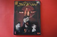 Zakk Wylde - The Best of (mit CD)  Songbook Notenbuch Vocal Guitar