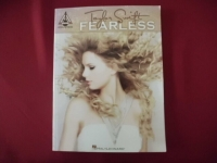 Taylor Swift - Fearless  Songbook Notenbuch Vocal Guitar
