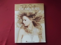 Taylor Swift - Fearless  Songbook Notenbuch Piano Vocal Guitar PVG