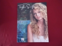 Taylor Swift - Taylor Swift  Songbook Notenbuch Easy Guitar