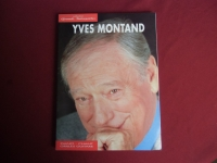 Yves Montand - Grands Interpretes  Songbook Notenbuch Piano Vocal Guitar PVG