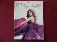 Taylor Swift - Speak now  Songbook Notenbuch Vocal Easy Guitar