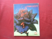 Thin Lizzy - Black Rose Songbook Notenbuch Piano Vocal Guitar PVG