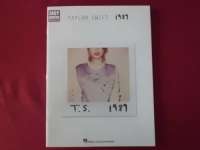 Taylor Swift - 1989  Songbook Notenbuch Easy Guitar