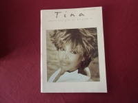 Tina Turner - What´s Love got to do… (mit Poster)  Songbook Notenbuch Piano Vocal Guitar PVG