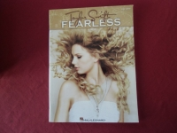 Taylor Swift - Fearless  Songbook Notenbuch Vocal Easy Guitar