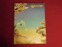 Yes - Yesterdays  Songbook Notenbuch Piano Vocal Guitar PVG