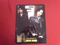 Texas - Ricks Road  Songbook Notenbuch Vocal Guitar