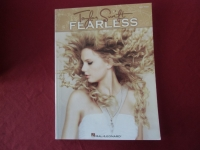 Taylor Swift - Fearless  Songbook Notenbuch Vocal Easy Piano