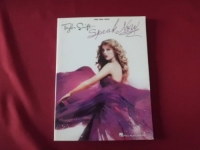 Taylor Swift - Speak now  Songbook Notenbuch Piano Vocal Guitar PVG