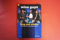 Wise Guys - Sing mal wieder  Songbook Notenbuch Vocal Guitar