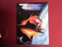 ZZ Top - Afterburner  Songbook Notenbuch Piano Vocal Guitar PVG