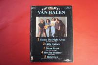 Van Halen - 5 of the Best, Vol. 2  Songbook Notenbuch Vocal Guitar