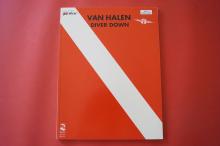 Van Halen - Diver Down  Songbook Notenbuch Vocal Guitar