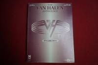 Van Halen - Anthology  Songbook Notenbuch Vocal Guitar